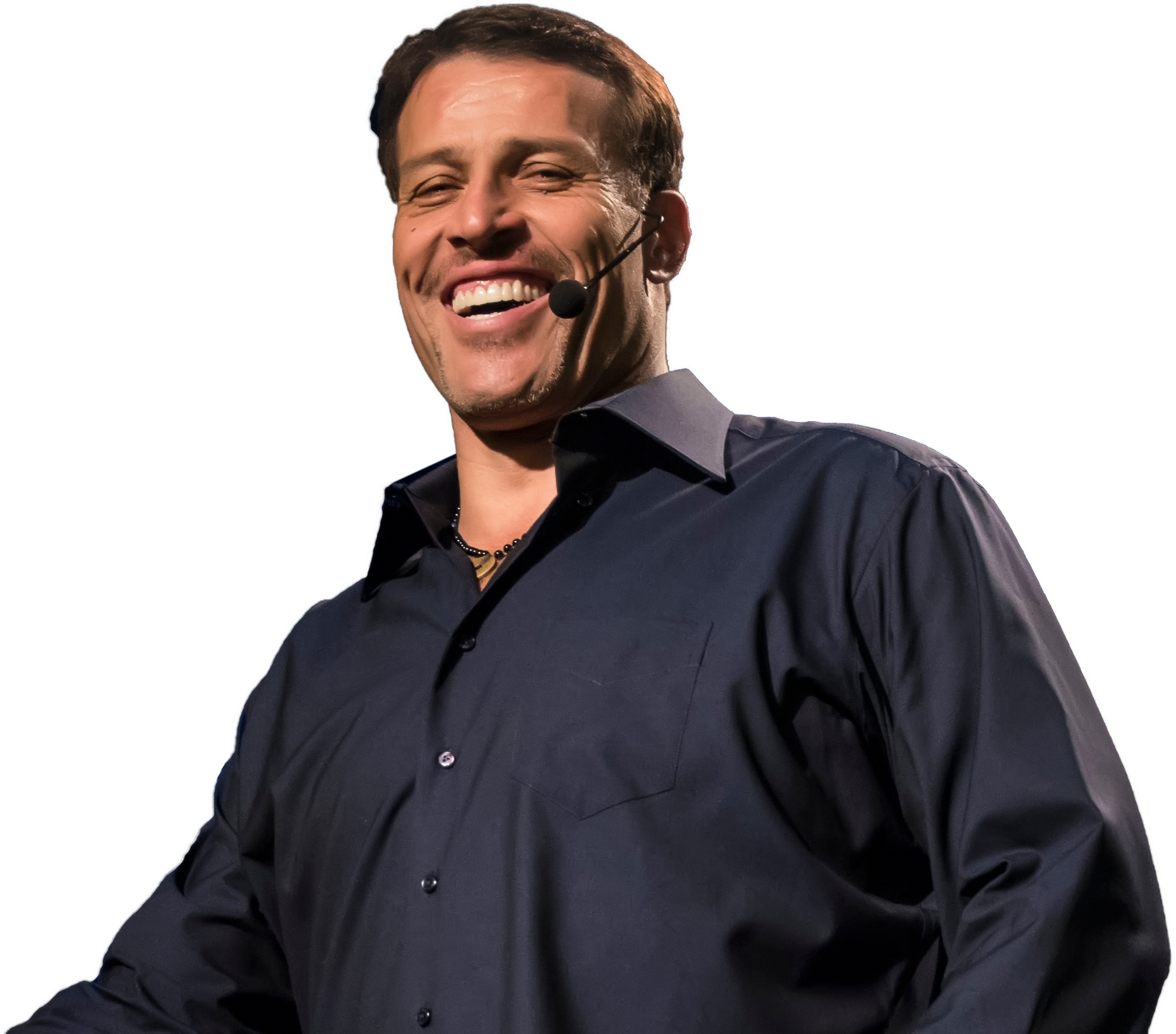 Tony Robbins About