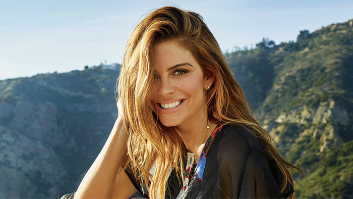 Maria Menounos over haar Unleash the Power Within ervaring